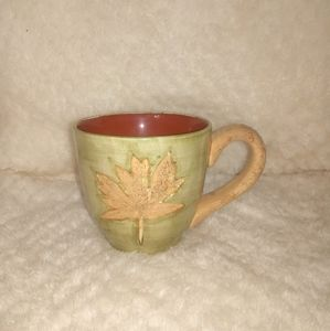 Other - East West Distributing Co. Harvest mug18oz maple l
